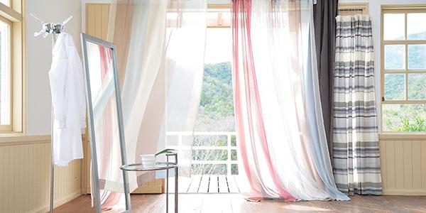 カーテンのイメージ