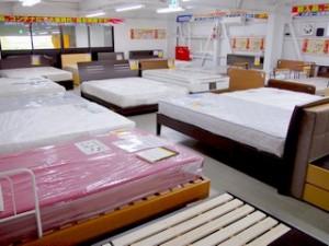 ベッド・寝具売場