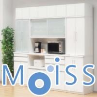 Moiss(モイス)付き食器棚