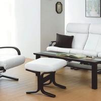 合成皮革張りソファーのイメージ