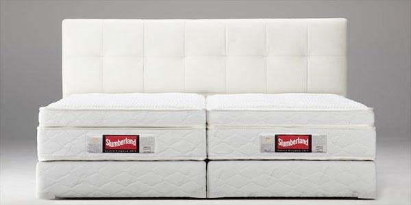 ベッドとマットレスのイメージ