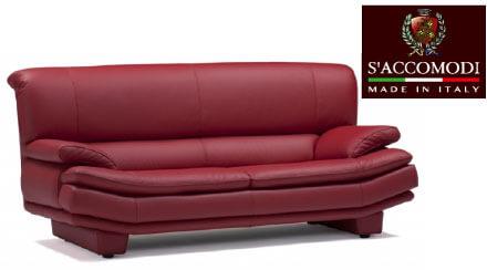イタリア製高級ソファー サコモディ